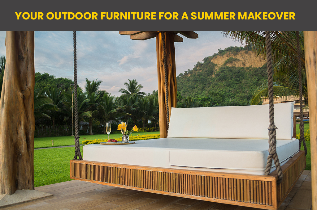 Prepping Your Outdoor Furniture for a Summer Makeover